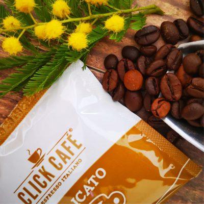 Click café ccaffè in grani cialde e capsule