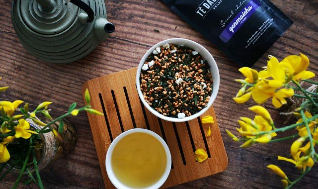 Genmaicha di Tè dal Mondo